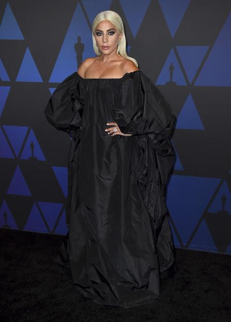 Lady Gaga premios gobernador