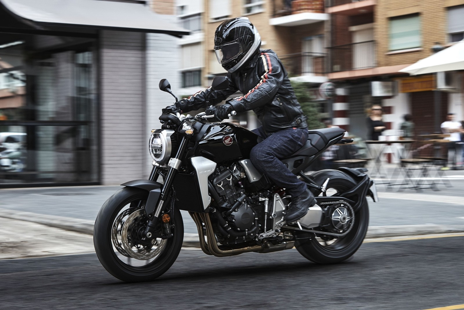 Foto de Honda CB1000R 2018 (27/52)