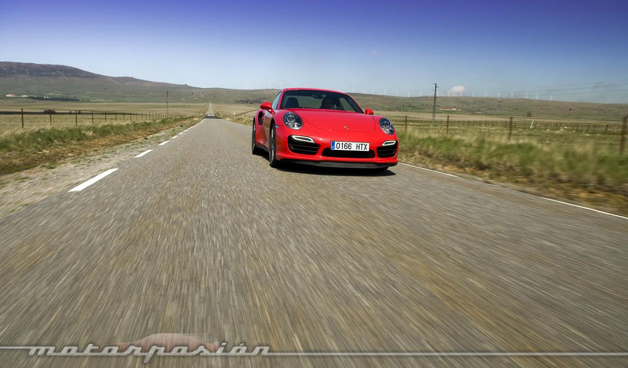 Foto de Porsche 911 Turbo (prueba) (17/33)