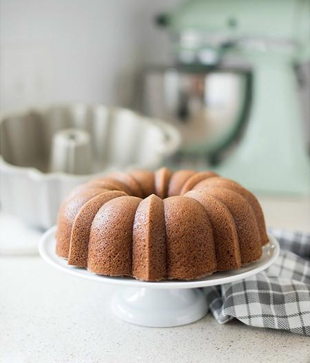 ¿Te animas a hornear un Bunt Cake? Elige tu molde favorito para que te quede perfecto