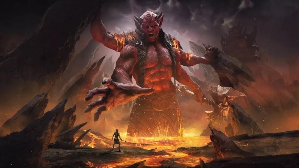 The Elder Scrolls Online por fin será traducido al español. En noviembre ampliará su contenido con el DLC Deadlands