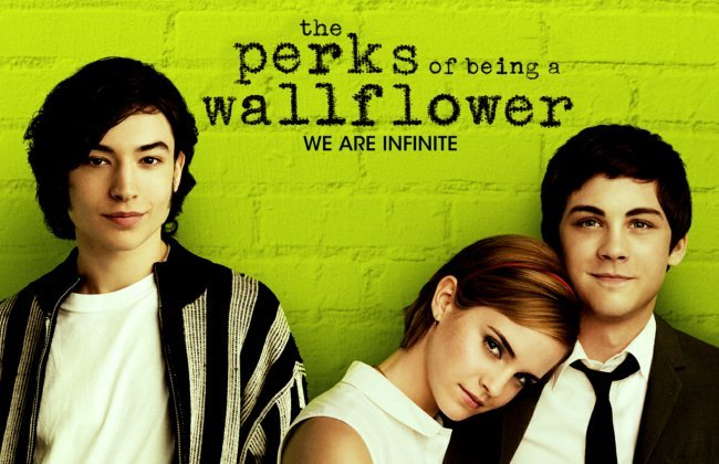 Una imagen del cartel de Las Ventajas de Ser un Marginado (The Perks of Being a Wallflower)