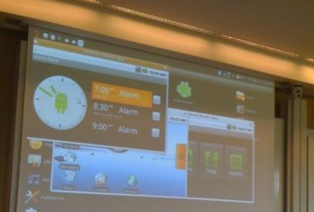 Aplicaciones de Android ejecutándose en Ubuntu