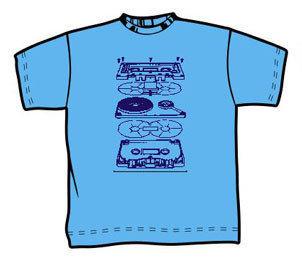 ¿Plagio en diseños de camisetas?