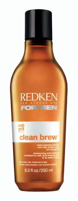 Shampoo Clean Brew Extra Cleansing For Men de Redken