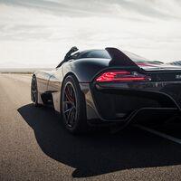 El SSC Tuatara amenaza con ser el coche más rápido del mundo también en Nürburgring, batiendo al Mercedes-AMG GT Black Series