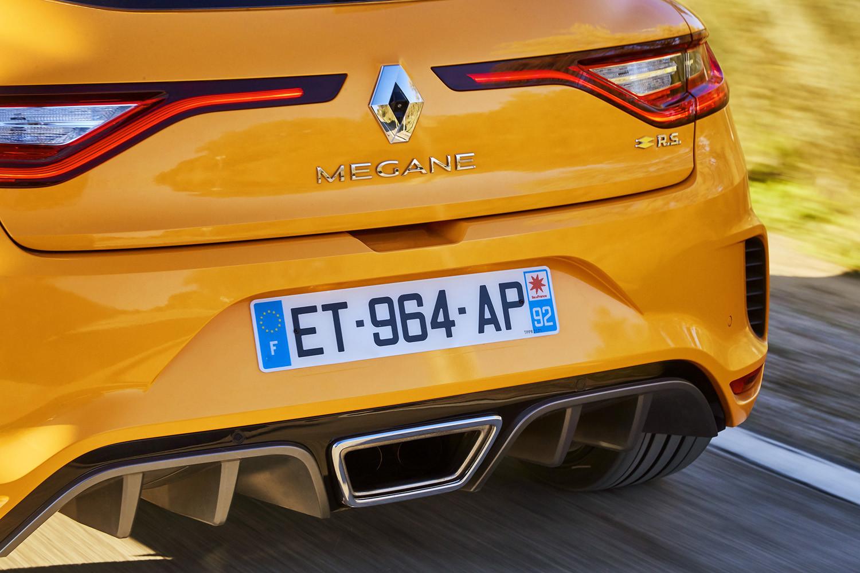 Foto de Renault Mégane R.S. 2018, toma de contacto (83/129)