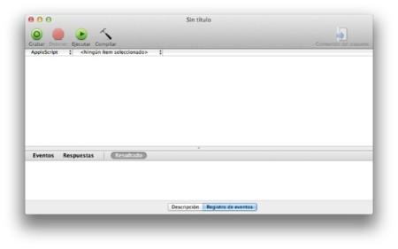 Applescript, cómo comenzar a crear tus propios script en OS X