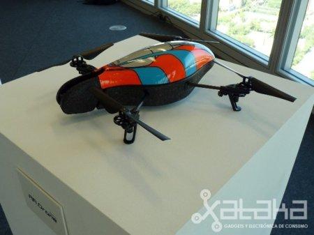 Otro modelo de carcasa de AR.Drone.
