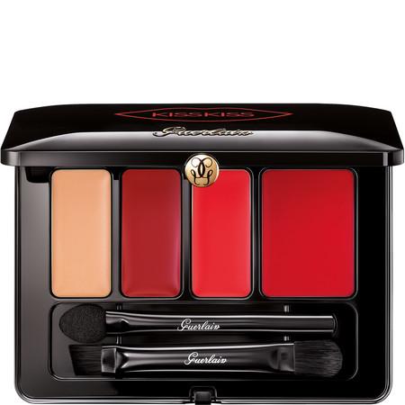 Guerlain Kisskiss Lip Contouring Palette Primer Colours 3 5g 001 Passionate Kiss 1