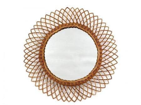 Espejo de fibra