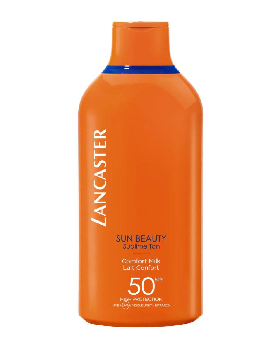 Loción Bronceadora Sun Beauty Care SPF50 de Lancaster