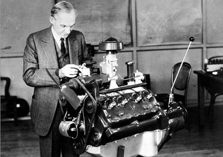 Quien invento el motor diesel y en que año