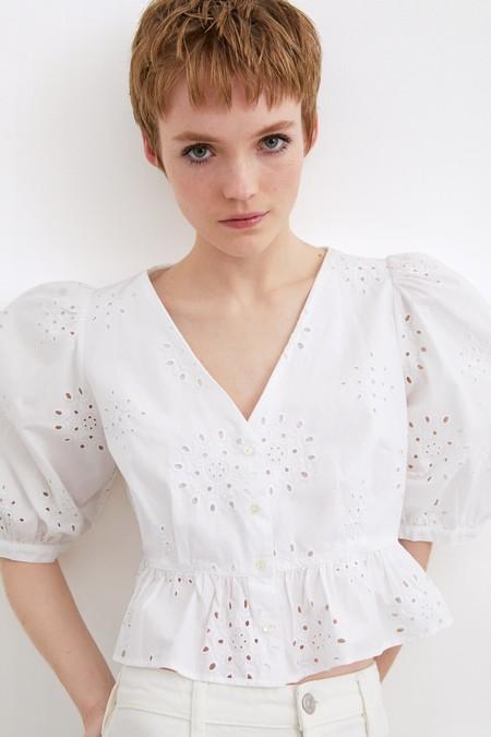 Zara Tops Primavera 2019 09