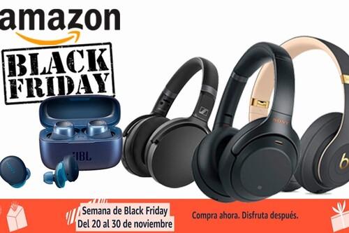 Black Friday 2020: las 16 mejores ofertas en auriculares Sony, Sennheiser, Beats o JBL en Amazon