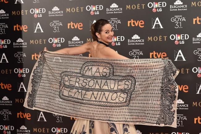 Goya Reivindicacion Feminista