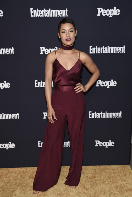 Grace Byers people entertainment weekly fiesta look estilismo outfit