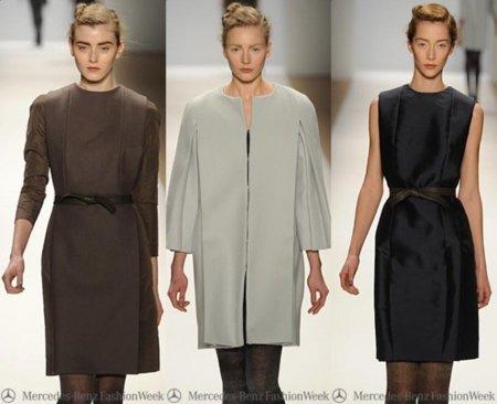Semana de la Moda de Nueva York Trias Invierno 2010