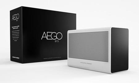 Acoustic Energy Aego BT2, un altavoz portátil Bluetooth con gran potencia y autonomía