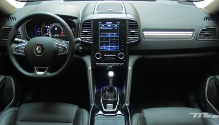 Renault Koleos Minuit Interior