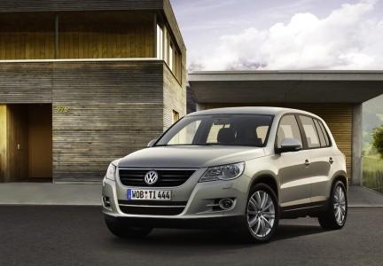 Volkswagen Tiguan, primeras imágenes oficiales