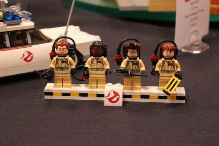 Los Ghostbusters en versión Lego que están pendientes de aprobación en Cuusoo