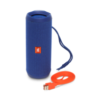 Altavoz bluetooth JBL Flip 4, con 16W de potencia, por 90 euros y envío gratis