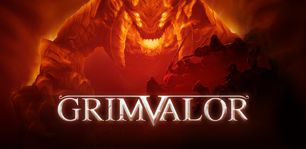 Grimvalor comes to Android, the platform game hack n slack inspired by Dark Souls