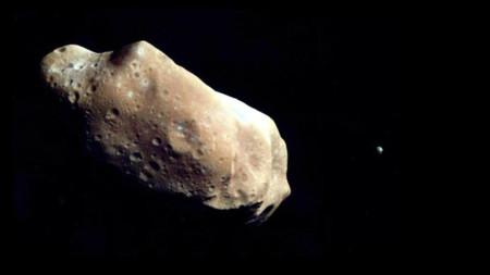 La NASA quiere atrapar un asteroide en la luna, y pide ayuda e ideas a las empresas privadas