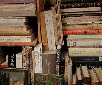 En las bibliotecas de los escritores, con Jesús Marchamalo