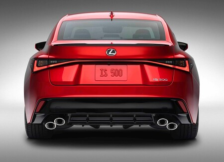 Lexus Is 500 F Sport Performance 2022 1600 18