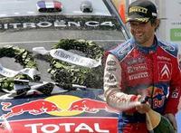 Sébastien Loeb recupera el liderato en el Acrópolis
