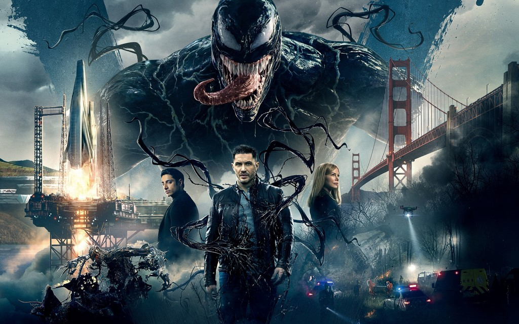 Venom Movie 2018 W7727