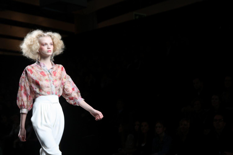 Foto de Alma Aguilar en la Cibeles Madrid Fashion Week Otoño-Invierno 2011/2012 (16/126)