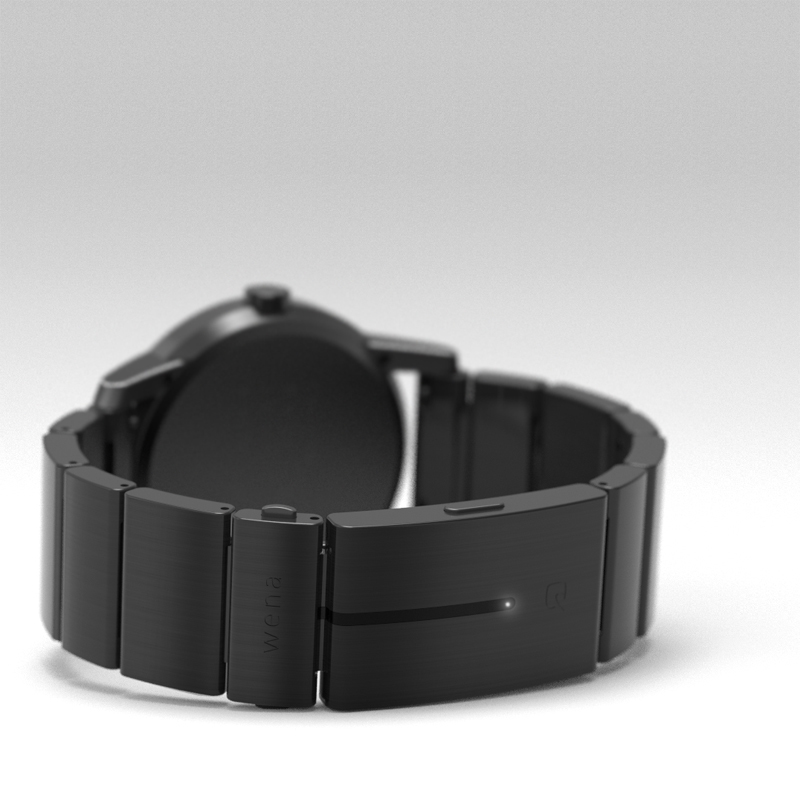 Sony Wena wrist