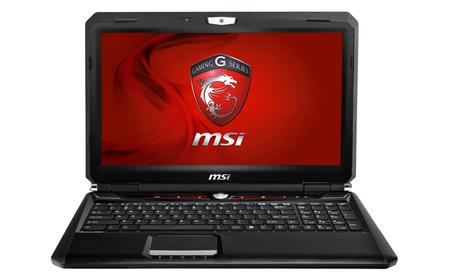 MSI GX60 Frontal