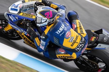 Por seguridad: La carrera de Supersport en Australia será interrumpida para cambiar neumáticos