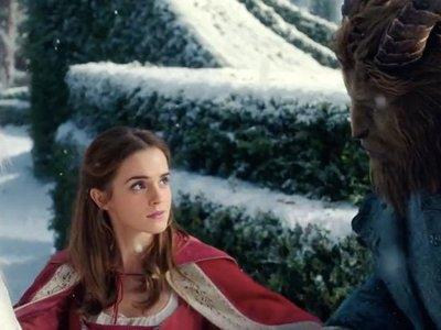 'La bella y la bestia', tráiler espectacular del remake con Emma Watson