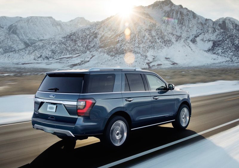 Foto de Ford Expedition 2018 (16/22)