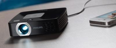 PicoPix 2055 y 2480, los nuevos proyectores mini de Philips