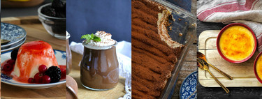 Cinco recetas de postres sin horno, para cuando necesitas soluciones fáciles y rápidas (con vídeo incluido)