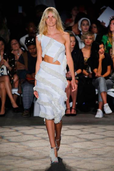 De Christian Siriano a Lacoste, todos los looks del tercer día de la Semana de la Moda de Nueva York