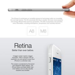 Foto 3 de 6 de la galería grafismo-iphone-6 en Applesfera