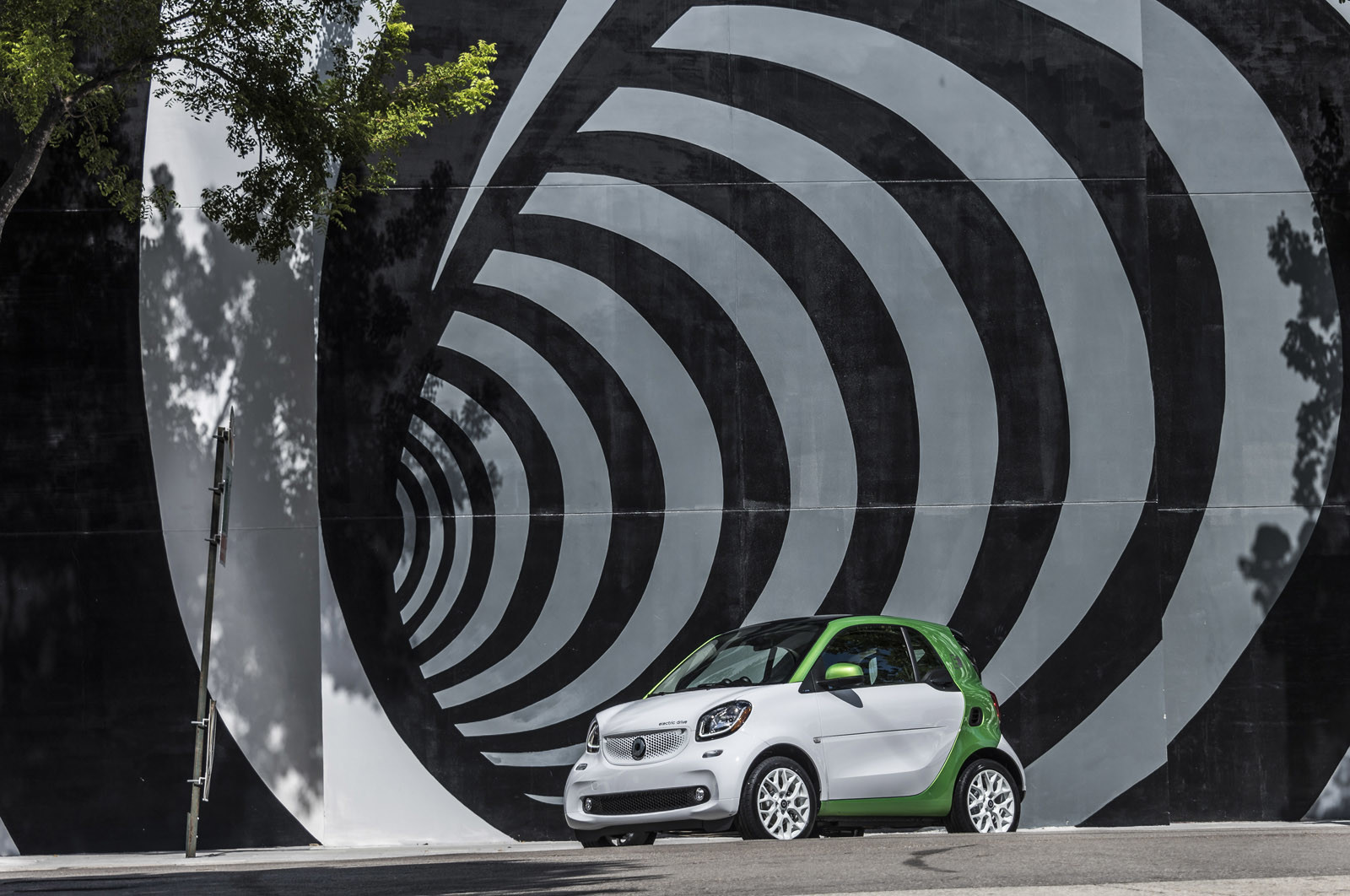 Foto de smart fortwo Electric Drive, toma de contacto (112/313)