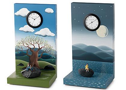 Relojes con paisajes