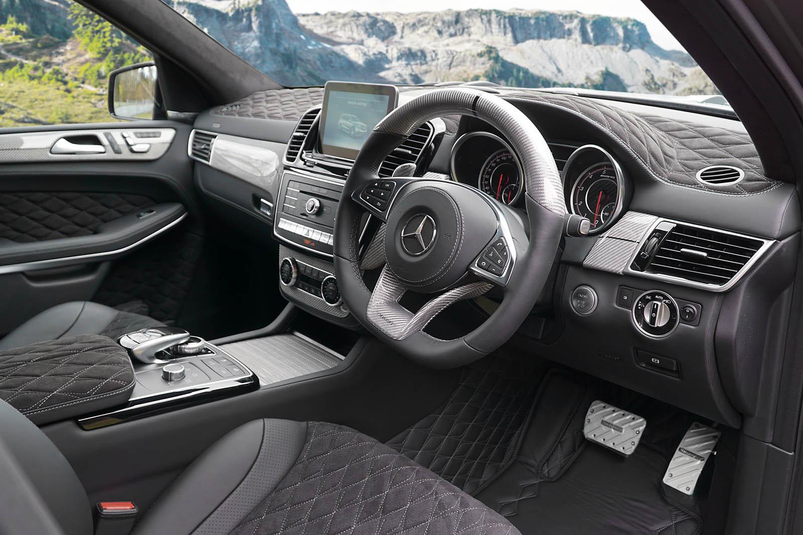 Foto de Mercedes-Benz AMG GLS 63 Mansory (4/6)