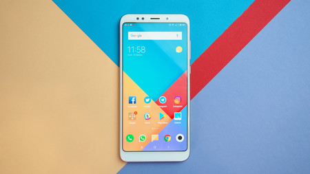 Xiaomi Redmi 5 Plus, en versión global de con 4GB de RAM y 64GB de capacidad, por sólo 147,90 euros
