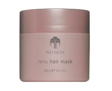 ReNu Hair Mask de NU SKIN, tratamiento intensivo para el cabello. Lo probamos