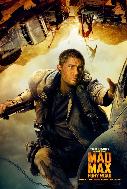 'Mad Max: Furia en la carretera', carteles