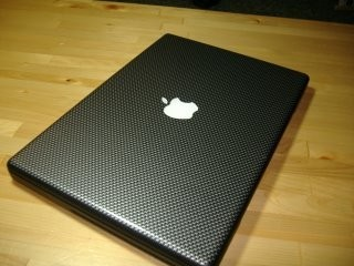MacBook de fibra de carbono (o casi)